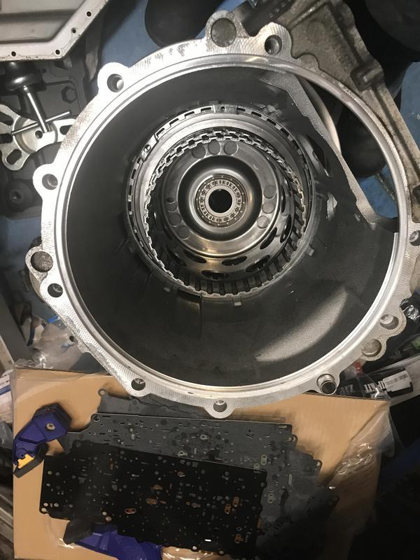 Rebuild and swap a RWD 6L90 with me   Chevy Trailblazer SS Forum
