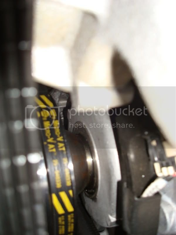 crank pulley leak? | Chevy Trailblazer SS Forum
