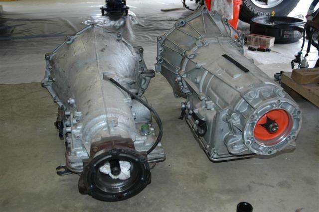 6L80/90E Swap FAQS | Chevy Trailblazer SS Forum